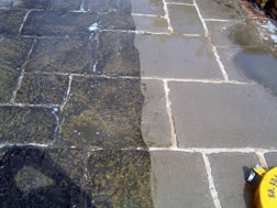 commercial patios, driveways and block paving cleaners nottingham